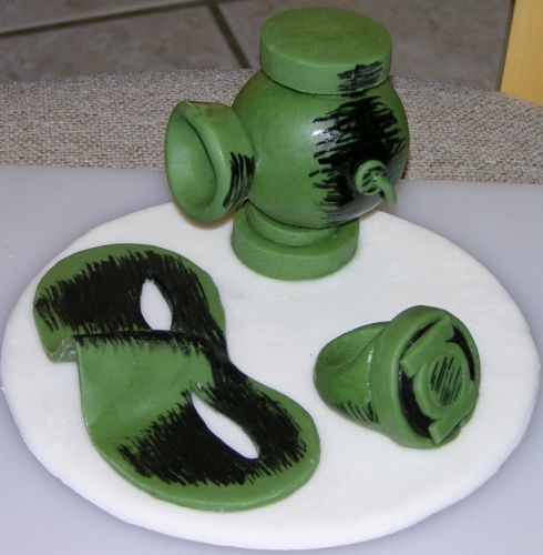 Green Lantern Cake Decorating Kit : Green Lantern Birthday Cake Topper ~ Image Inspiration of ...