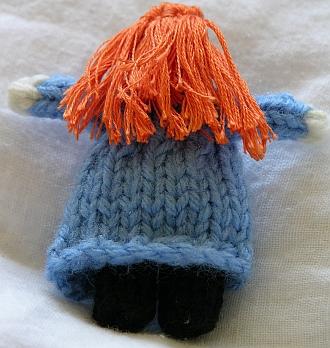 Dorothy Dinosaur Knitting Pattern : Little Dudes - Kimberly Chapmans Knitting