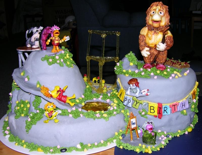 Fraggle Cake