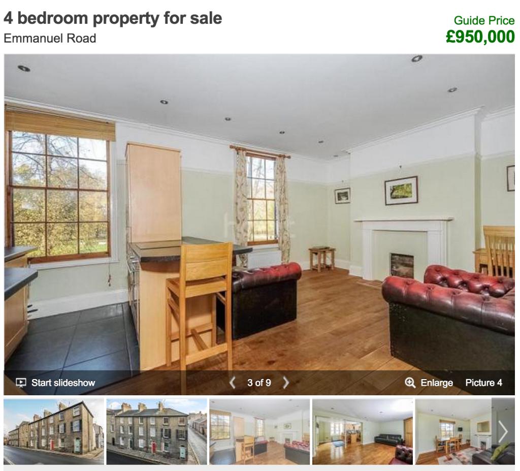 house listing
